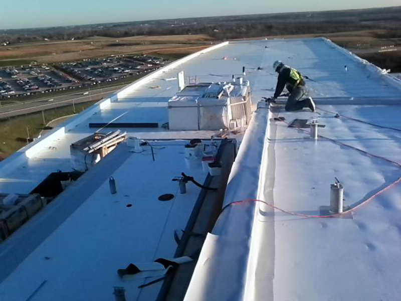 Commercial Roofing In Ames Amp Central Iowa Central States